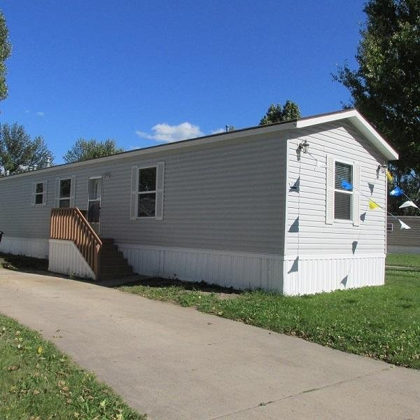 2011 SILVER CREEK HOMES Mobile Home For Sale