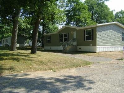 Mobile Home at 25152 West Point Dr. Mattawan, MI 49071