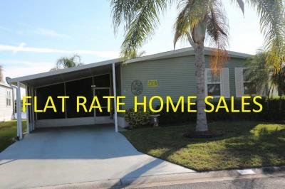 Mobile Home at 159 Freeport Cay Vero Beach, FL 32966