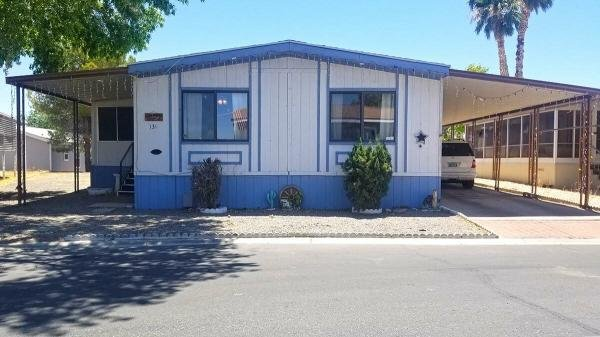 1985 Golden West Manufactured Home
