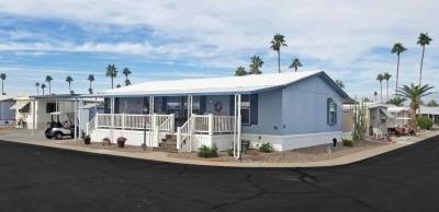 Mobile Home at 3300 E. Broadway Rd. #90 Mesa, AZ 85204