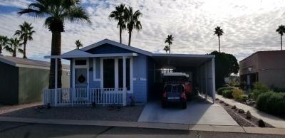 Mobile Home at 3300 E. Broadway Rd. #156 Mesa, AZ 85204