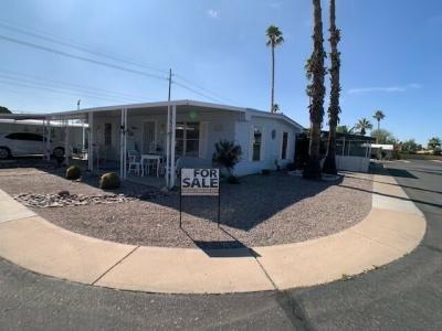 Mobile Home at 3300 E. Broadway Rd. #297 Mesa, AZ 85204