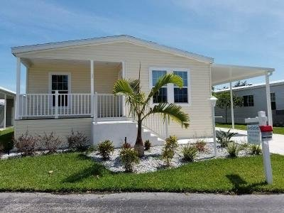 Mobile Home at 4346 71st Road N # 1284 Riviera Beach, FL 33404