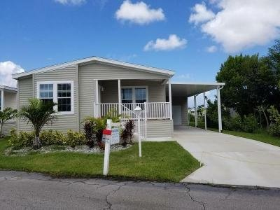 Mobile Home at 7100 42nd Way N # 1224 Riviera Beach, FL 33404