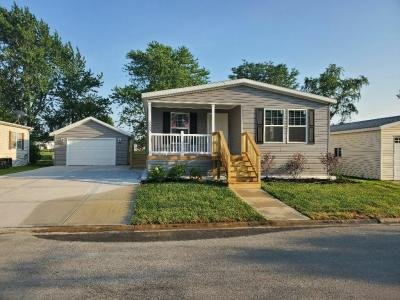 Mobile Home at 5003 Colonial Dr. Monee, IL 60449