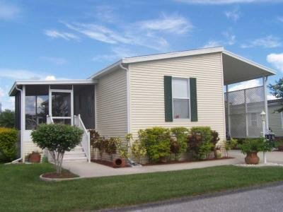Mobile Home at 24300 Airport Road, Site #128 Punta Gorda, FL 33950
