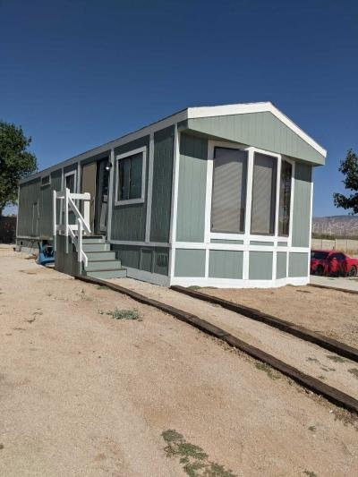 Mobile Home at 15540 Allie St. Sp. 37 Mojave, CA 93501