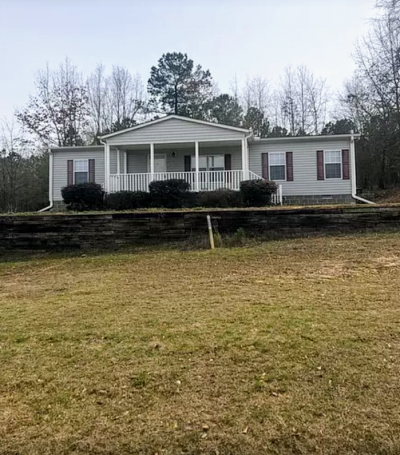 Mobile Home at Lyons Rd Mitchell, GA 30820