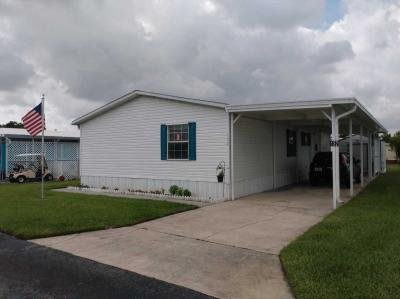 Mobile Home at 132 Harborhill Dr Micco, FL 32976