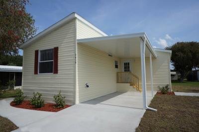 Mobile Home at 8208 Desoto Drive (Site 2881) Ellenton, FL 34222