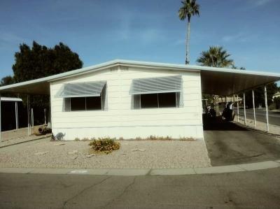 Mobile Home at 201 S Greenfield Road #104 Mesa, AZ 85206