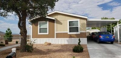 Mobile Home at 11636 Wild Horse Trail Se Albuquerque, NM 87123