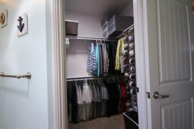 Walk In Closet for Master