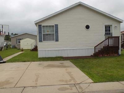 Mobile Home at 17546 Birch St Brownstown, MI 48174