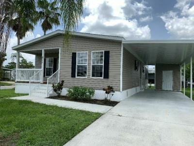 Mobile Home at 394 Morristown Cay Vero Beach, FL 32966