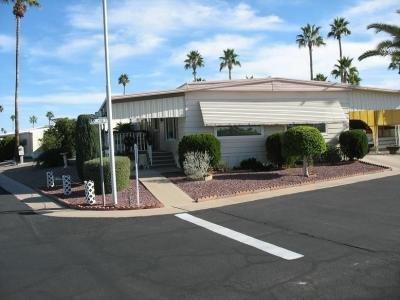 Mobile Home at 305 S Val Vista Dr. #101 Mesa, AZ 85204