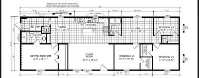 Mobile Home at 2014-1/2 Todd Drive Arden Hills, MN 55112