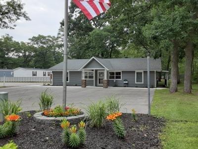 Mobile Home at 3159 Cochrane Street Lot 586 Muskegon, MI 49444