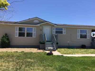 Mobile Home at 3304 Bluegrass Circle Evans, CO 80620