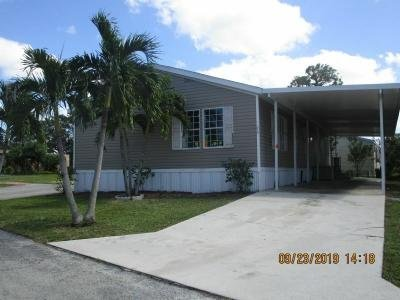 Mobile Home at 90 S Stuart Circle Lake Worth, FL 33463
