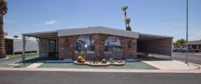 Mobile Home at 120 N. Val Vista Dr. Mesa, AZ 85204
