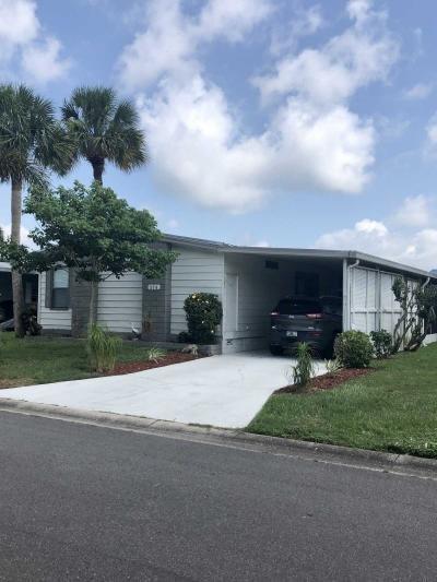 Mobile Home at 374 Lamplighter Dr. Melbourne, FL 32934