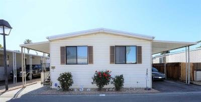 Mobile Home at 6130 Monterey Rd. #263 San Jose, CA 95138
