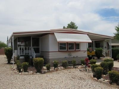 Mobile Home at 3411 S. Camino Seco # 306 Tucson, AZ 85730