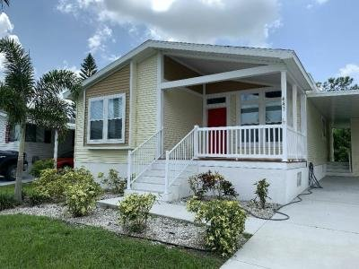 Mobile Home at 443 Bimini Cay Circle Vero Beach, FL 32966