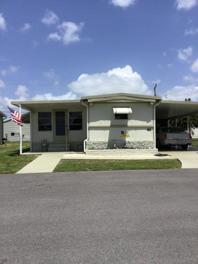 Mobile Home at 41 Serendipity Blvd North Fort Myers, FL 33903