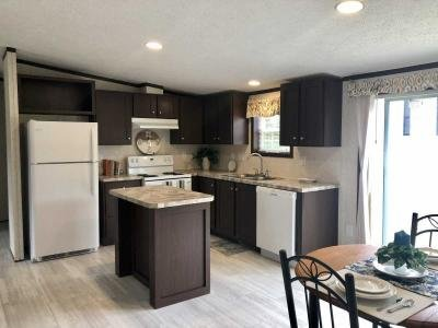 Mobile Home at 14980 Sprucevale Rd. Lot 227 Calcutta, OH 43920
