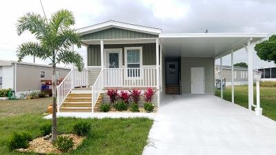 Mobile Home at 1455 90Th Avenue, Lot 23 Vero Beach, FL 32966