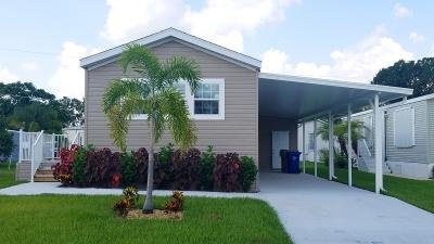 Mobile Home at 1455 90Th Avenue, Lot 33 Vero Beach, FL 32966