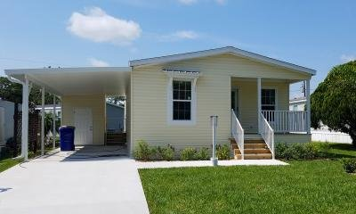 Mobile Home at 1455 90Th Avenue, Lot 4 Vero Beach, FL 32966