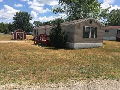 Mobile Home at 5377 Steven Street Croswell, MI 48422
