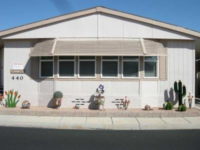 Mobile Home at 8401 S. Kolb Rd. #440 Tucson, AZ 85756