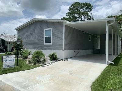 Mobile Home at 71 Darby Cay Vero Beach, FL 32966