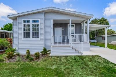 Mobile Home at 39248 Us Hwy 19N  #176 Tarpon Springs, FL 34689