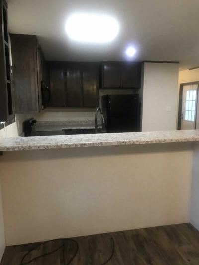 Open view kitchen