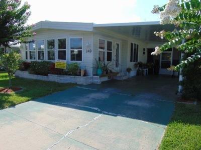 Mobile Home at 249 San Carlos Nokomis, FL 34275