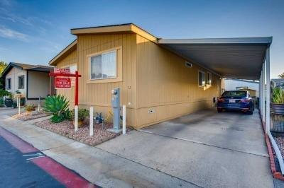 Mobile Home at 13655 Hwy 8 Bus # 71 El Cajon, CA 92021