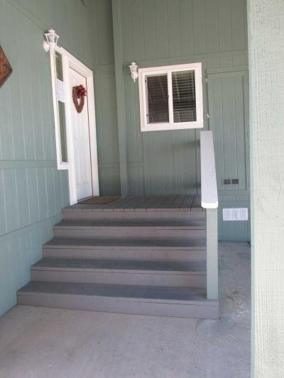 Front expanded steps