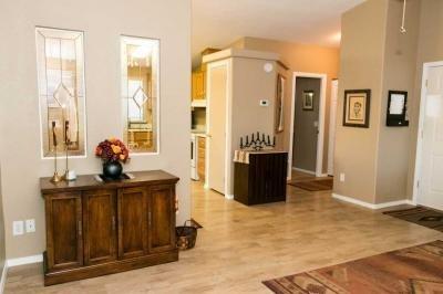 Livingroom toward kitchen/hallway