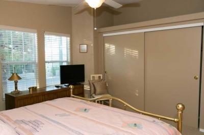 Master Bedroom with Walk in Closet