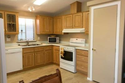 Kitchen with Pantry
