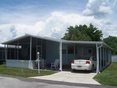 Mobile Home at 24300 Airport Road, Site #34 Punta Gorda, FL 33950