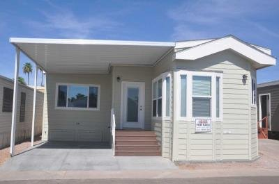 Mobile Home at 233 N Val Vista Dr 237V Mesa, AZ 85213