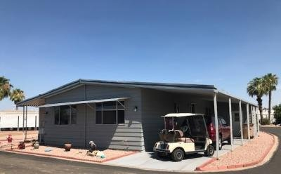 Mobile Home at 11596 W. Sierra Dawn Blvd. Lot 313 Surprise, AZ 85378