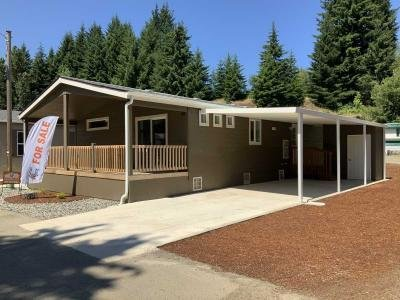 Mobile Home at 79866 Doan Space 54 Rainier, OR 97048